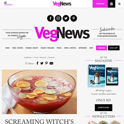 Screaming Witch's Beer Punch