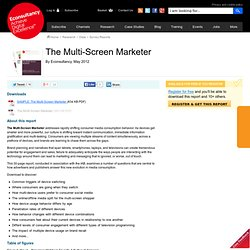 The Multi-Screen Marketer
