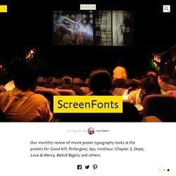 ScreenFonts