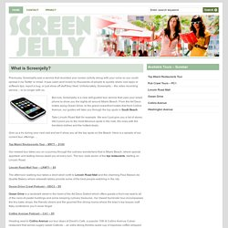Screenjelly - What's on your screen?