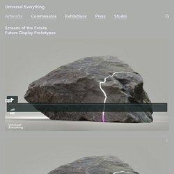 Screens of the Future