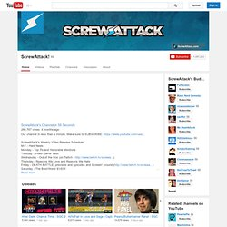 screwattack's Channel