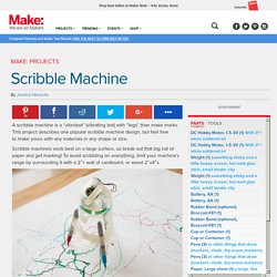 Scribble Machine