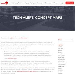 Tech Alert: concept maps « ScribbleLive