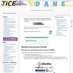 scribe:scribeadmnj1j2_serveur [Wiki du Département Ressources et Technologies]