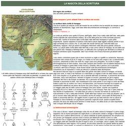 La scrittura della civiltà di Harappa