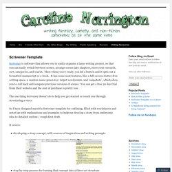 Caroline Norrington