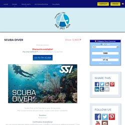 Scuba Diver - Dive Spot Asia