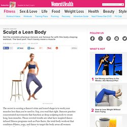 Sculpt a Lean Body