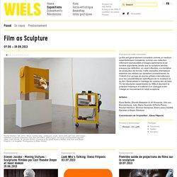 Film as Sculpture