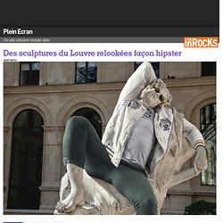 Des sculptures du Louvre relookées façon hipster
