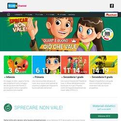 Scuola Channel - Progetto