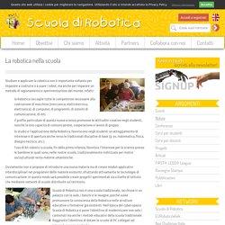 Scuola di Robotica - La robotica nella scuola