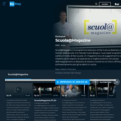 Scuola@Magazine