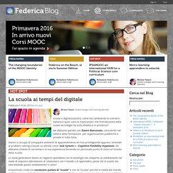 La scuola ai tempi del digitale – Federica EU Blog