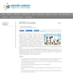 BYOD a scuola: teoria ed esempi pratici