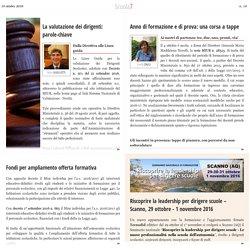 La valutazione dei dirigenti: parole-chiave - Scuola7 - n. 14 M. Guglietti