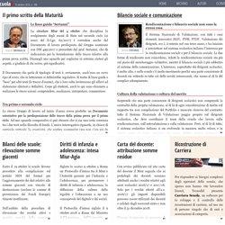 Scuola7 - n. 17 - La scuola di fronte alle competenze: certificazione e formazione in servizio - M. Muraglia