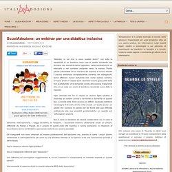 ScuolAdozione: un webinar per una didattica inclusiva