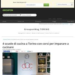 Scuole di cucina a Torino: 4 indirizzi utili