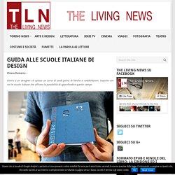 Guida alle scuole italiane di Design