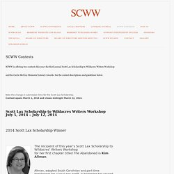 SCWW Contests