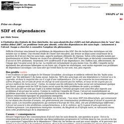 SDF et dépendances