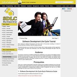 SDLC Tutorial