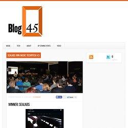 SeaLabs wins Music Techpitch 4.5 ‹ 4pt5