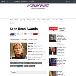 Sean Bean Awards and Nominations