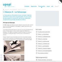 Séance 4 - Le folioscope