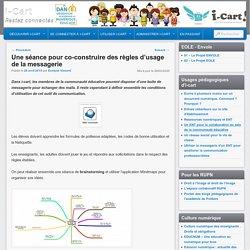 infographie - netiquette courriel