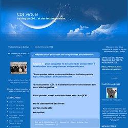 (C1) - Séances CDI - Classes de 6ème : CDI virtuel