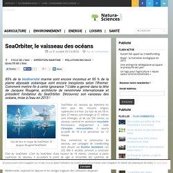SeaOrbiter, le vaisseau des océans