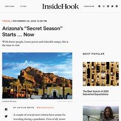 "In Search of Arizona's ""Secret Season"""