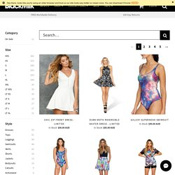 Search – Black Milk Clothing