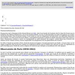 1898 Camille Flammarion fait séances spirites avec Eusapia Palladino