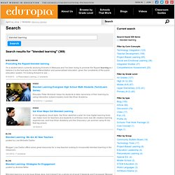 Edutopia - Blended Learning