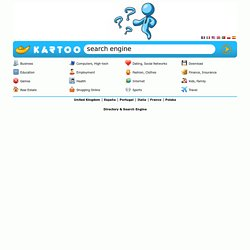 Search engine and human edited web directory KartOO
