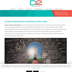 10 Search Engine Optimization Tips and Trends for 2020