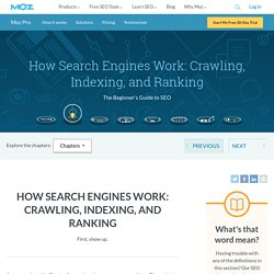 How Search Engines Work - The Beginners Guide to SEO
