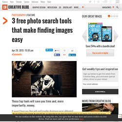 3 free photo search tools that make finding images easy