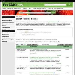 General -FoodRisk-