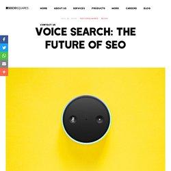 Voice Search: The Future of SEO