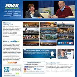SMX: The Search Marketing Expo Conference Series