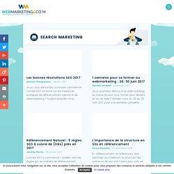 ▷ Search Marketing