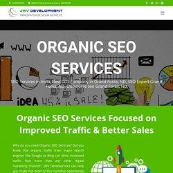 Organic SEO Services in North Dakota