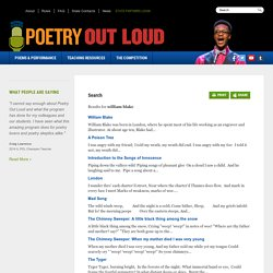 Search : Poetry Out Loud
