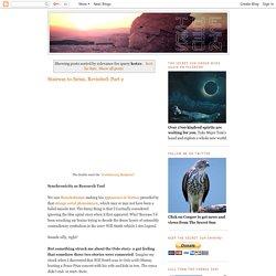 The Secret Sun: Search results for kotze