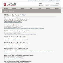 Health Information and Medical Information - Harvard Health Publications